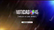 Kxln noticias univision 45 10pm package 2010