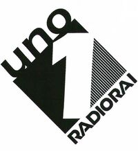 Logo radio 1 vecchio