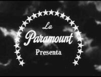 Paramount Pictures Italy Logo 1957
