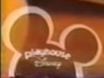 Playhouse Disney On Screen Bug Logo 2003