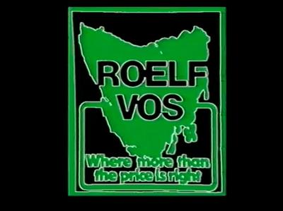 Roelf Vos 1982