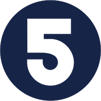 TV5Logo Midnight Blue
