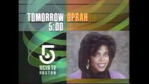 WCVB-TV promo for Oprah from 1990