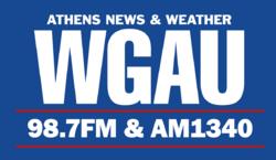 WGAU 98.7 FM 1340 AM