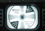 WSIU test pattern 1960s