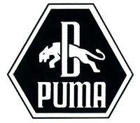 1957 old PUMA logo