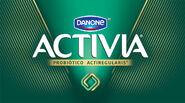 Activia logo with stuff