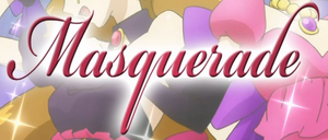 Masquerade Aikatsu logo