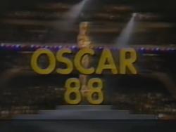 Oscar na Globo 1988
