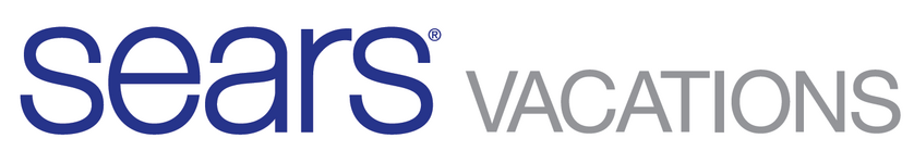 Sears Vacations Logo Wide