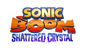 Sonic Boom Shattered Crystal Logo