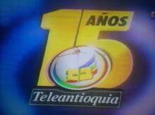 Teleantioquia 15 años