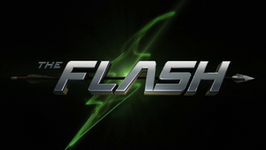 The Flash (2014 TV series) Legends of Today title card