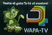 WAPA TV 1971 ID