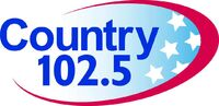 WKLB Country 102.5 logo