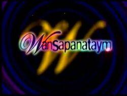 Wansapanataym logo 1997