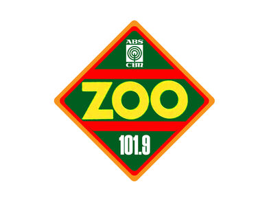 ZOO 1019 with ABS-CBN Logo