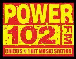 102.1 KCEZ Power 102 FM