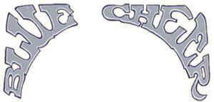 Blue cheerlogo