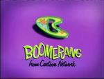 Boomerang from Cartoon Network logo (Scooby Doo Style)
