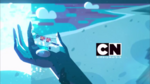 CN 2010 logo with Japanese text in Steven Universe