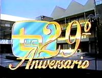 Canal 13 UCTV 29 Aniversario (1988)