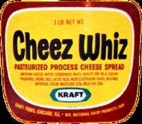 Cheez Whiz 1965