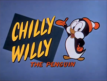 Chilly Willy 1961