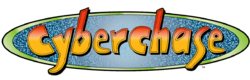 Cyberchase - logo (English)