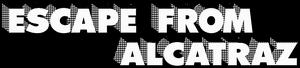 Escape from alcatrazlogo