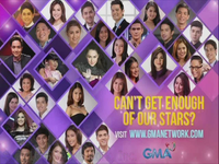 GMA Network Main Website Test Card
