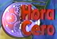 Hora Cero Megavision 1998