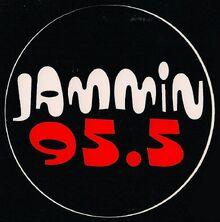 KXJM-FM 1999 logo