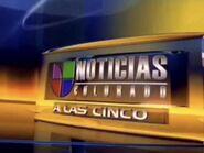 Kcec noticias univision colorado 5pm package 2006