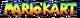 Mario Kart Logo 1996