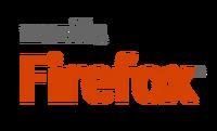 Mozilla Firefox wordmark