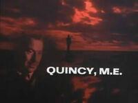 NBC Mystery - Quincy
