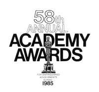 Oscars print 58th