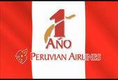 Peruvian Airlines (1 año)