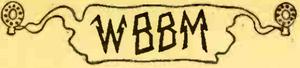 WBBM - 1930s -November 7, 1936-