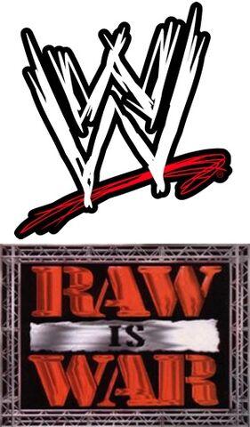 image - wwe raw is war logo 2000 | logopedia | fandom powered