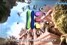 XHDF-TV Azteca 13 (2000) 1