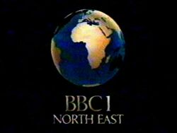 BBC 1 1985 North East