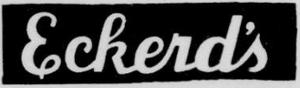 Eckerd's - 1947 -August 14, 1947-