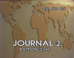 France 2 Le Journal 4