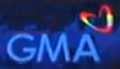GMA Network 3D Logo 2011-2014 (From Barangay LS 97.1)