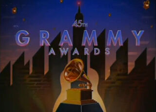 Grammys 45th