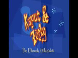 K&Z Title Card