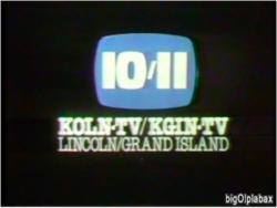 KOLN-TV:KGIN-TV 10:11 1985