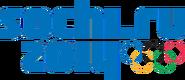 Logo sochi 2014 olimpiada